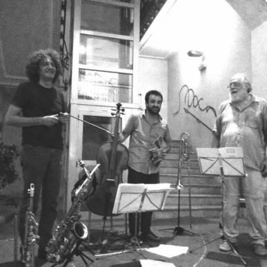 Giancarlo Schiaffini – Errico De Fabritiis – Luca Tilli @ Angelo Mai