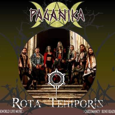 Rota Tempori LIVE at Paganika – Pagan Folk Night