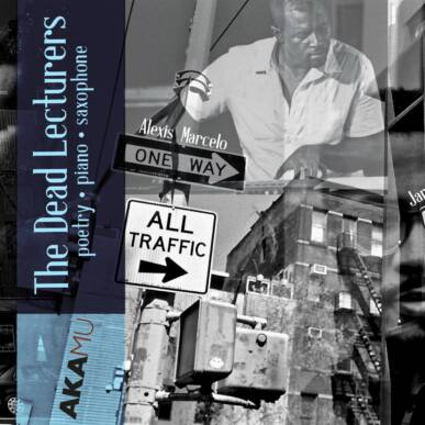 "James Brandon Lewis, Thomas S.Ellis & Alexis Marcelo ""The Dead Lectures: dedicated to Jean Michel Basqiat"" @ Sala Vanni – Firenze Jazz Festival"