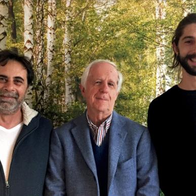 Franco D'Andrea New Things Trio @ Villa Bardini – Firenze Jazz festival