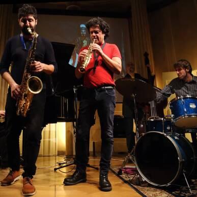 Tell No Lies Quintet @ Sala Vanni – Firenze Jazz Festival