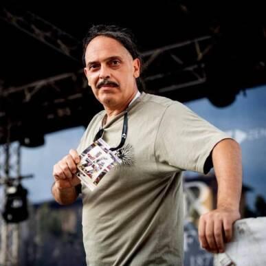 Festa Finale – FJF for Freddie Villarosa @ Anfiteatro delle Cascine