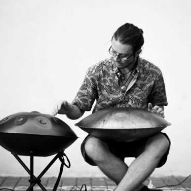 Workshop di Hang Drum con Alessio De Simone