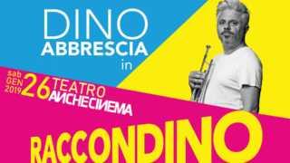 "Dino Abbrescia in ""Raccondino"" + Tribute to Depeche Mode. Info sms whatsapp: 3296112291"