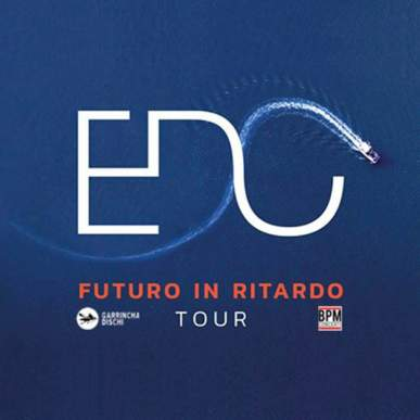 Edo Futuro In Ritardo Tour