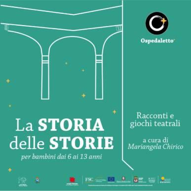 La storia delle storie – ore 19:00