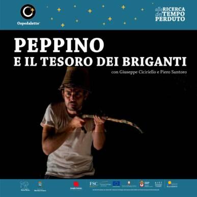 Peppino e il tesoro dei briganti ore 21:00