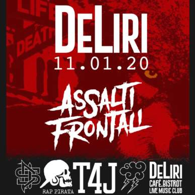 Assalti Frontali LIVE @ DeLiri