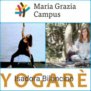 Voce e Yoga con la sedia – Benessere a Firenze – domenica 3 aprile '22