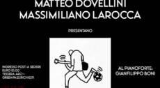 ROCK & GOL – Benedetto Ferrara, Matteo Dovellini, Massimiliano Larocca
