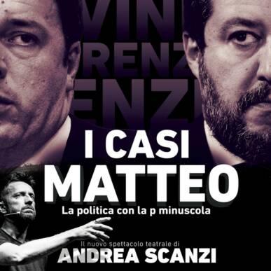 I Casi Matteo – La politica con la p minuscola @Teatro Romano di Ostia Antica