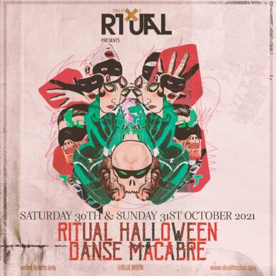 Ritual Halloween Danse Macabre Sabato 30 Ottobre 2021