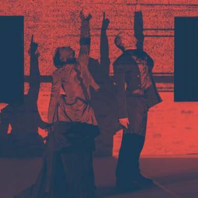 Outdoor Dance Floor @ CONSORZIO ASI MADXI