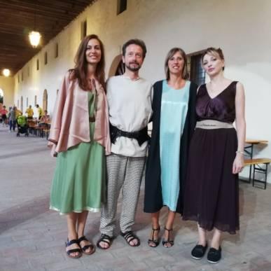 Cena con delitto nel Castello Estense di Arquà Polesine