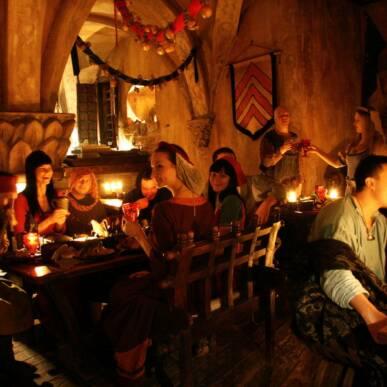 """Cena con delitto medievale alla Locanda dei Cavalieri: """"La stanza segreta"""""""